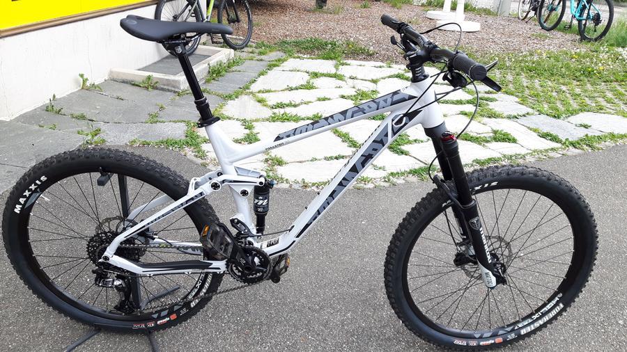 Bergamont Trialster 7.0 Fully Bike