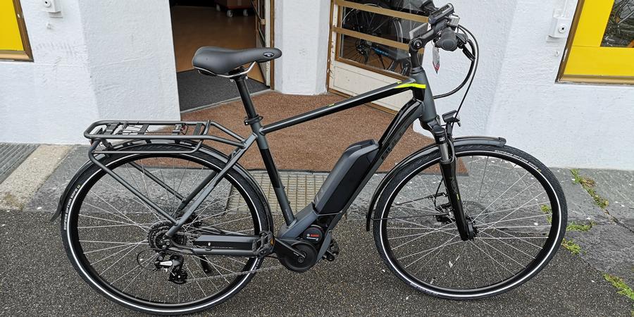 Herren E Bike mit Bosch CX Antrieb