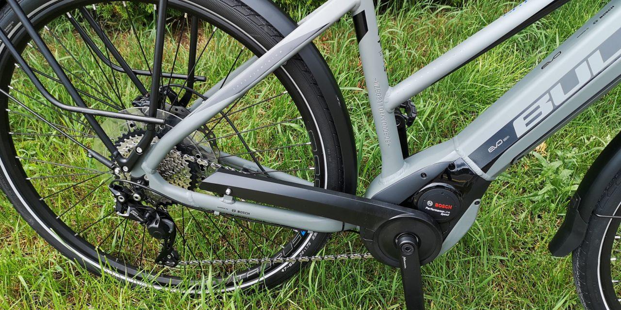 Bosch Performance Speed Antrieb